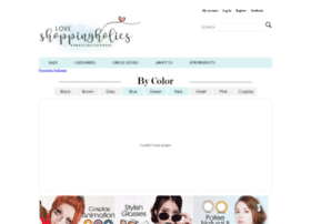 loveshoppingholics.com