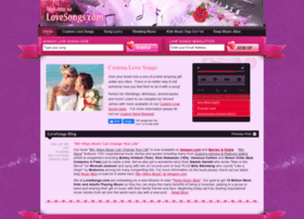 lovesongs.com