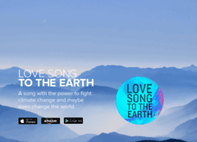lovesongtotheearth.org