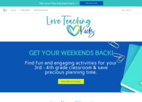 loveteachingkids.com