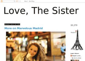 lovethesister.com