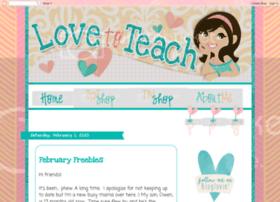 lovetoteach123.blogspot.com