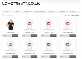 lovetshirt.co.uk