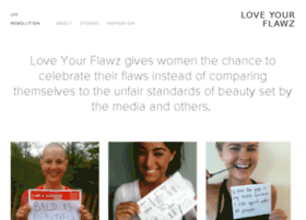 loveyourflawz.com