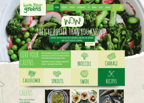 loveyourgreens.co.uk