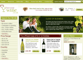 loveyourwine.co.uk