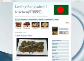 lovingbangladeshikitchen.com