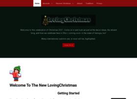lovingchristmas.com