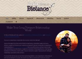 lovingfromadistance.com