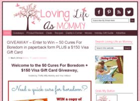 lovinglifeasmommy.com