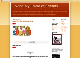 lovingmycircleoffriends.blogspot.com