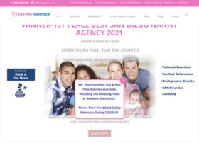 lovingnannies.com
