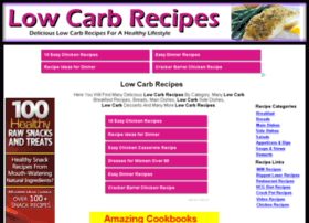 low-carb.recipes-network.net