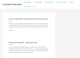 lowbackexercises.org