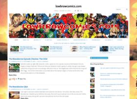 lowbrowcomics.com