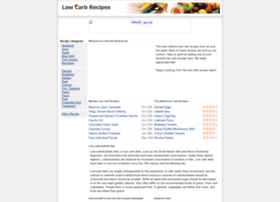 lowcarb-recipes.net