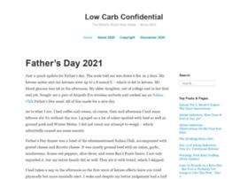 lowcarbconfidential.com