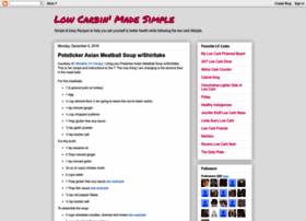 lowcarbinmadesimple.blogspot.com