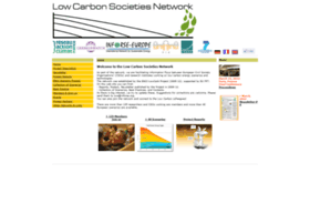 lowcarbon.inforse.org