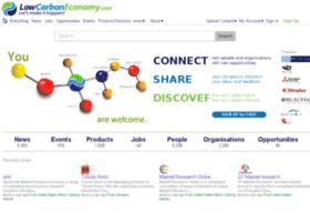 lowcarboneconomy.com