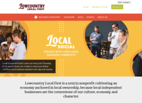 lowcountrylocalfirst.org