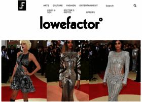 lowefactor.com