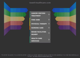 lowell-healthcare.com
