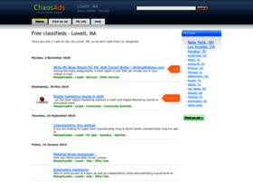 lowell-ma.chaosads.com