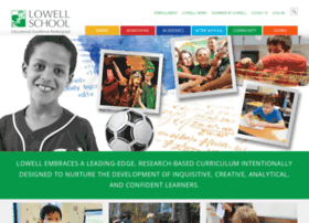 lowellschool.org