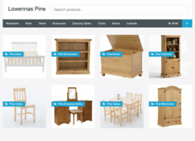 lowennaspinefurniture.co.uk