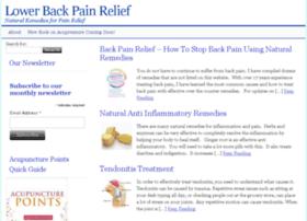 lowerback-painrelief.com