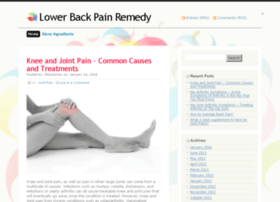 lowerbackpainremedy.wordpress.com