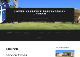 lowerclarencepresbyterian.com