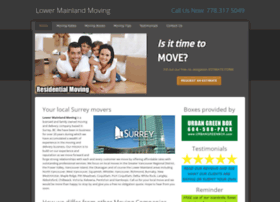 lowermainlandmoving.com