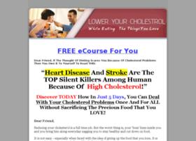 loweryourcholesterolguide.com
