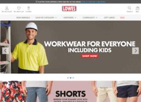 lowesmenswear.co.nz