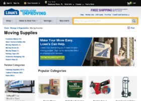 Image Result For Lowes Moving Com
