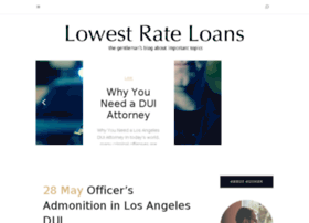 lowest-rate-loans.com