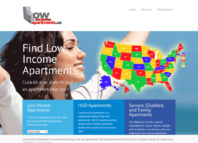 lowincomeapartments.us