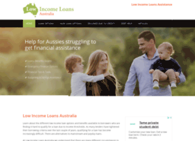lowincomeloansaustralia.com.au