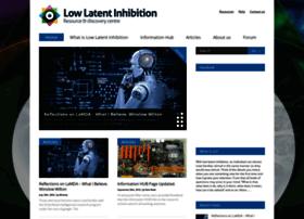 lowlatentinhibition.org