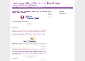 lowongankerja-perhotelan.blogspot.com