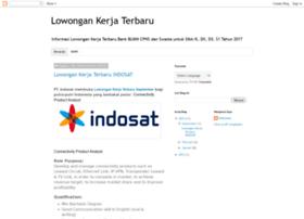 lowongankerjaterbaruoke.blogspot.com