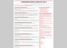 lowonganpekerjaanagustus.blogspot.com