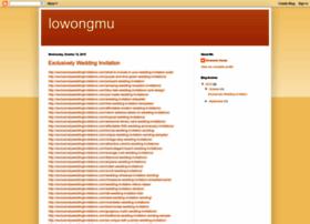 lowongmu.blogspot.com