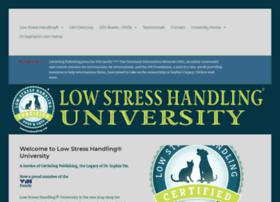 lowstresshandling.com