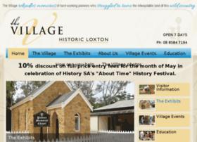 loxtonhistoricalvillage.com.au