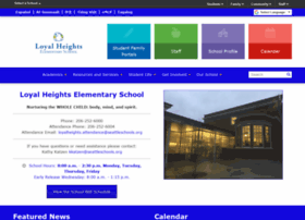loyalheightses.seattleschools.org