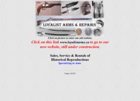 loyalistarms.freeservers.com