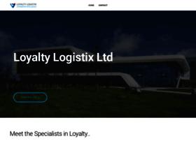loyaltylogistix.com